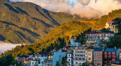 Destination Sa Pa in Vietnam