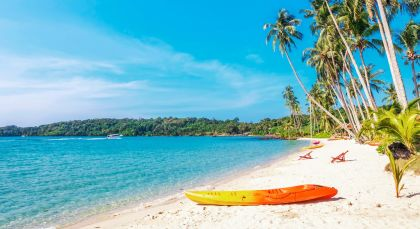 Destination Phu Quoc Island in Vietnam