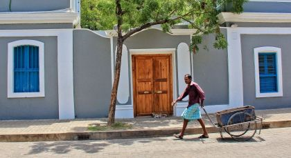 Destination Pondicherry in South India