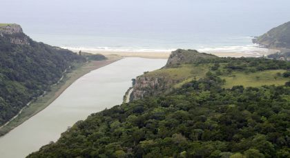 Destination Port St Johns in South Africa