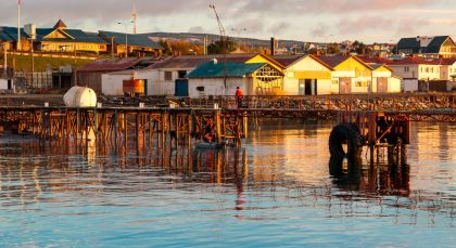Punta Arenas Kreuzfahrt in Chile
