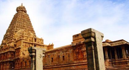 Destination Thanjavur in South India
