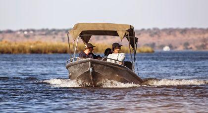 Reiseziel Savuti & Linyanti in Botswana