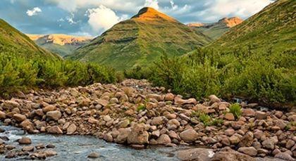 Lesotho Reisen in Afrika