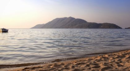 Malawisee (Südliches Ufer) in Malawi