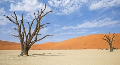 Namibia in Afrika
