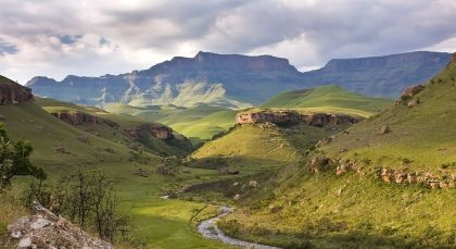 Destination Central & Northern Drakensberg in South Africa