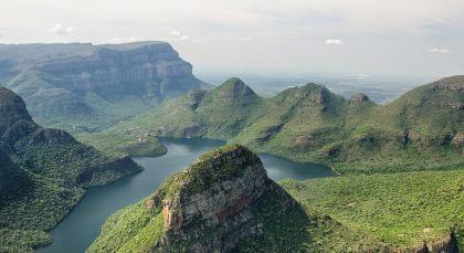 Reiseziel Blyde River Canyon in Südafrika