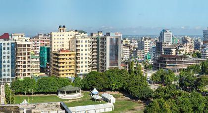 Dar es Salaam in Tansania