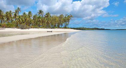 Destination Songo Songo Archipelago in Tanzania