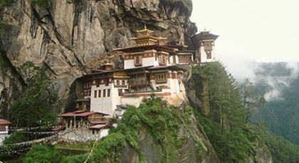 Bhutan in Asien