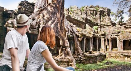 Kompong Thom in Kambodscha
