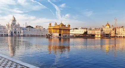 Reiseziel Amritsar in Nordindien