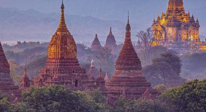 Reiseziel Mandalay / Ayeyarwady in Myanmar
