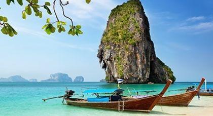 Thailand in Asien