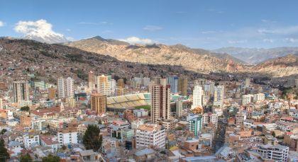 Destination La Paz in Bolivia