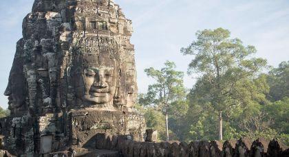 Reiseziel Siem Reap in Kambodscha