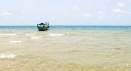 Destination Sihanoukville in Cambodia