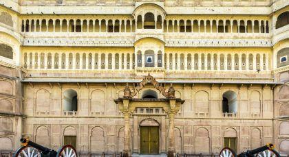Destination Bikaner in North India