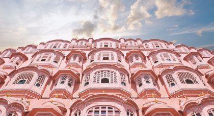 Jaipur Nord de l'Inde