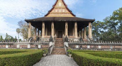 Vientianne in Laos