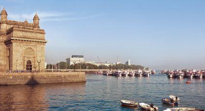 Mumbai in Zentral- & Westindien