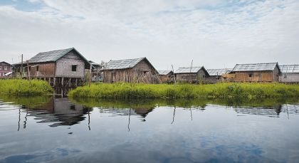 Destination Inle Lake in Myanmar