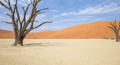 Reiseziel Sossusvlei in Namibia