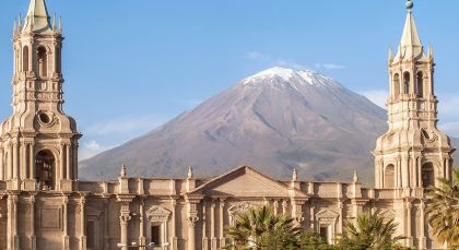 Destination Arequipa in Peru