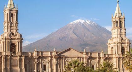 Reiseziel Arequipa in Peru