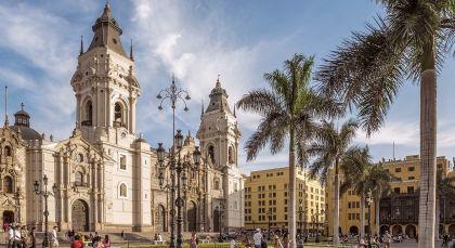 Reiseziel Lima in Peru