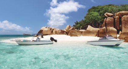 Mahe in Seychellen