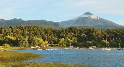 Reiseziel Pucon in Chile