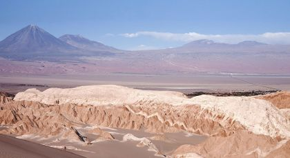 Reiseziel San Pedro de Atacama in Chile