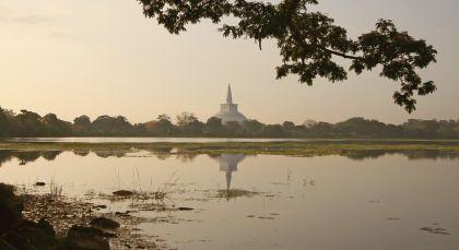 Reiseziel Anuradhapura in Sri Lanka