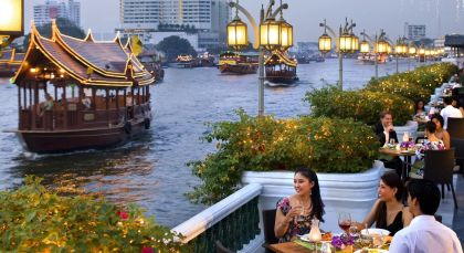 Destination Bangkok in Thailand