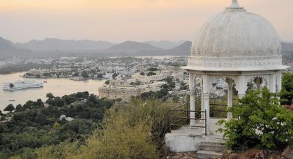 Udaipur in Nordindien