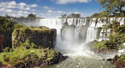 Puerto Iguazú in Argentinien