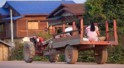 Destination Thakek in Laos