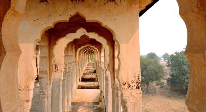 Reiseziel Churu in Nordindien