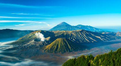 Reiseziel Mount Bromo in Indonesien