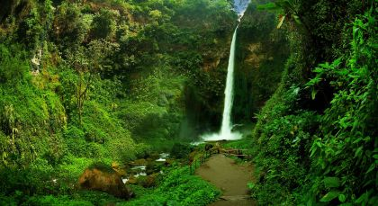 Destination Malang in Indonesia