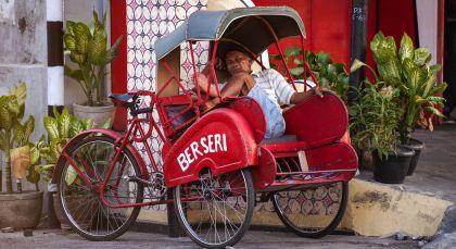Solo in Indonesien