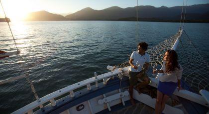 Reiseziel Amazonas Cruise in Brasilien