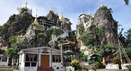 Reiseziel Loikaw in Myanmar