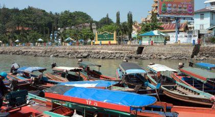 Reiseziel Kawthaung in Myanmar