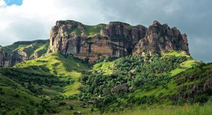 Südliche Drakensberge in Südafrika