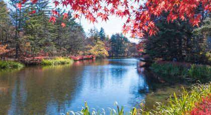Destination Karuizawa in Japan