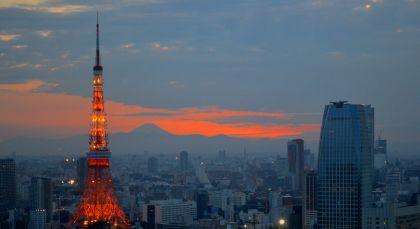 Destination Tokyo in Japan