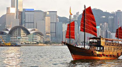 Hong Kong in Hongkong